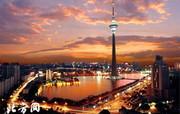 Tianjini panoráma