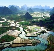 Kínai tájak