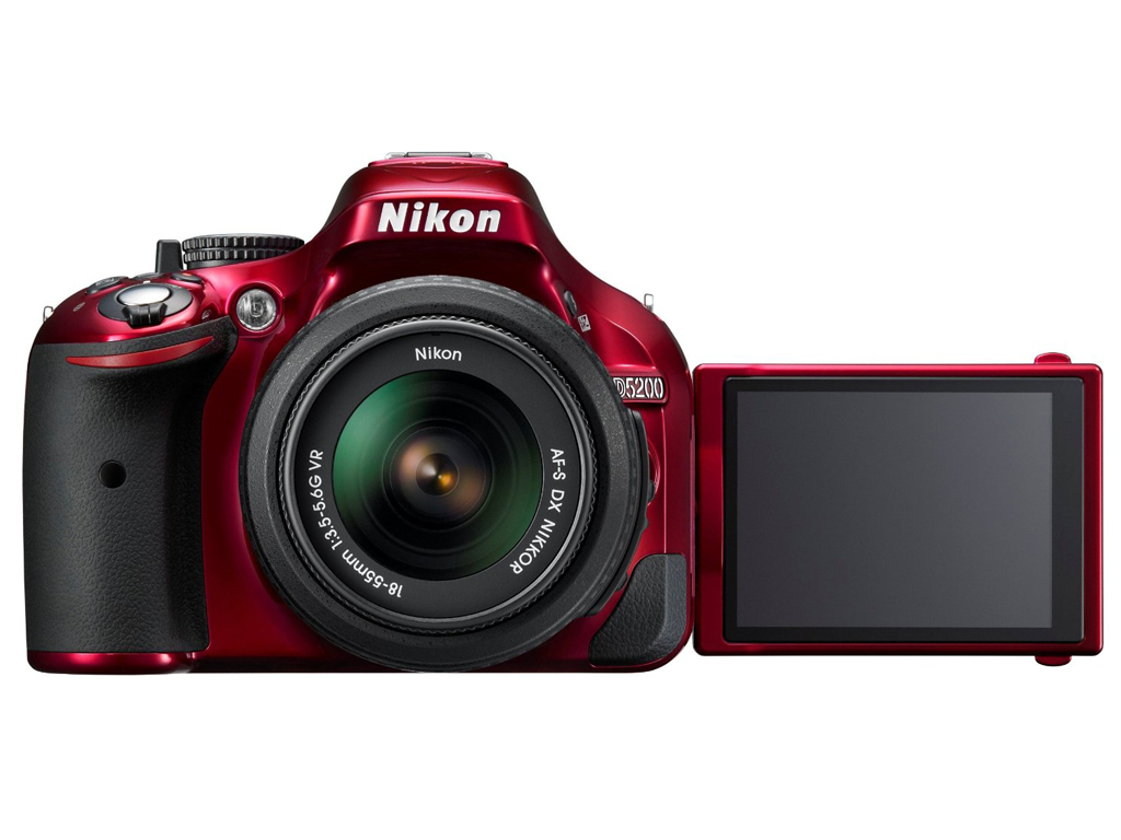 Фотоаппарат nikon d5100 3