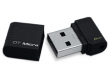 Kingston  Data Traveler Micro 8GB Black USB 2.0 pen drive