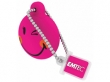 Emtec SW107 8GB smiley pink pen drive