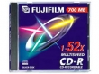 Fuji CD-R80 Slim írható CD