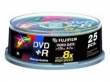 Fuji DVD+R * 25 CakeBox írható DVD