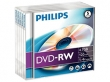 Philips DVD-RW 4.7GB írható DVD