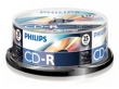 Philips CD-R * 25 CakeBox írható CD