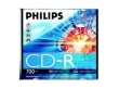 Philips CD-R80 Slim írható CD