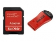 Sandisk micro Mate SD olvasó adapter