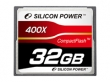 Silicon Power Compact Flash 32GB 400x mem�riak�rtya