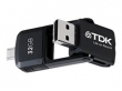 TDK 2in1 micro USB/USB 32GB pen drive