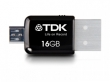 TDK 2in1 mini USB/USB 16GB pen drive