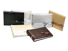 KPH 5196.19 Silk Ribbon ezüst fotóalbum