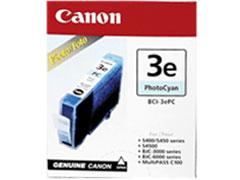 Canon BCI 3e photo ciánkék inkjet festékpatron