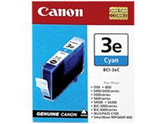Canon BCI 3e ciánkék inkjet festékpatron