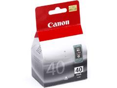 Canon PG 40 nyomtatófej + fekete inkjet festékpatron
