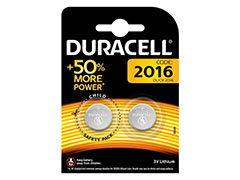 Duracell DL 2016*2 3V fotóelem