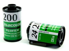 Fuji Color 200 135/24 * 10 Bulk fotófilm