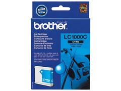 Brother LC1000C cyan inkjet festékpatron