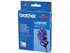 Brother LC970C cyan inkjet festékpatron