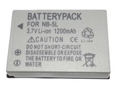 SysPower NB-5L akkumulátor