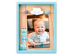 ZEP VG546B Ryan kék 10*15 képkeret