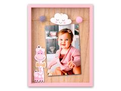 ZEP VG446P Ryan pink 10*15 képkeret