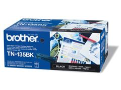 Brother TN135BK fekete festékkazetta
