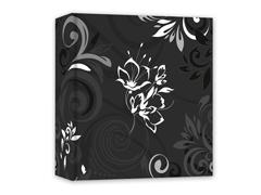 ZEP EB46100B Umbria Black 100/10*15 fotóalbum
