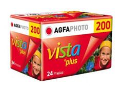 AgfaPhoto Vista Plus 200 135/24 fotófilm