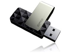 Silicon Power Blaze B30 16GB Black  pen drive
