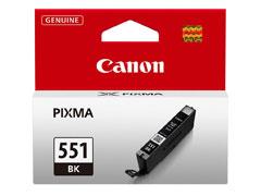 Canon CLI-551BK / fekete inkjet festékpatron