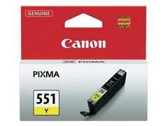 Canon CLI-551Y / sárga inkjet festékpatron