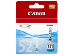 Canon CLI 521 ciánkék inkjet festékpatron