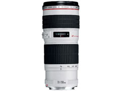 Canon 70-200mm f/4.0 L IS USM objektív