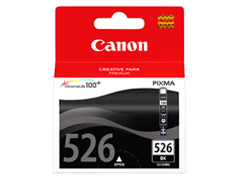 Canon CLI 526BK fekete inkjet festékpatron