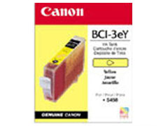 Canon BCI 3e sárga inkjet festékpatron