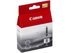 Canon CLI 8 fekete inkjet festékpatron
