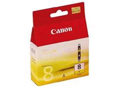 Canon CLI 8 sárga inkjet festékpatron