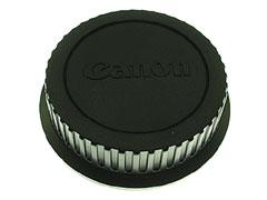 Canon E hátsó védõ objektívsapka