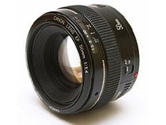 Canon 50mm f/1.4 USM objektív