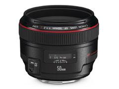 Canon 50mm f/1.2 L USM objektív