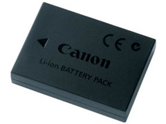 Canon NB-3L akkumulátor