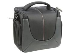 Dörr Yuma M fekete/ezüst fényképezõgép táska