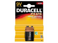 Duracell Plus Power 9V elem
