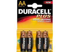 Duracell Plus Power ceruza elem