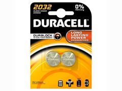 Duracell DL 2032*2 3V fotóelem