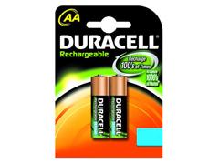 Duracell 2db 2500 mAh ceruza akkumulátor
