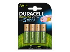 Duracell 4db 2500 mAh  ceruza akkumulátor
