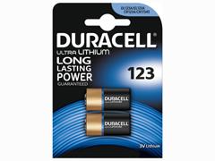 Duracell DL 123 * 2db elem