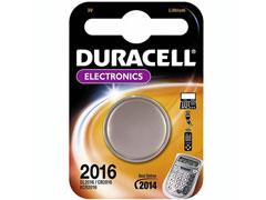 Duracell DL 2016 elem