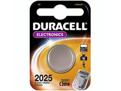 Duracell DL 2025 elem